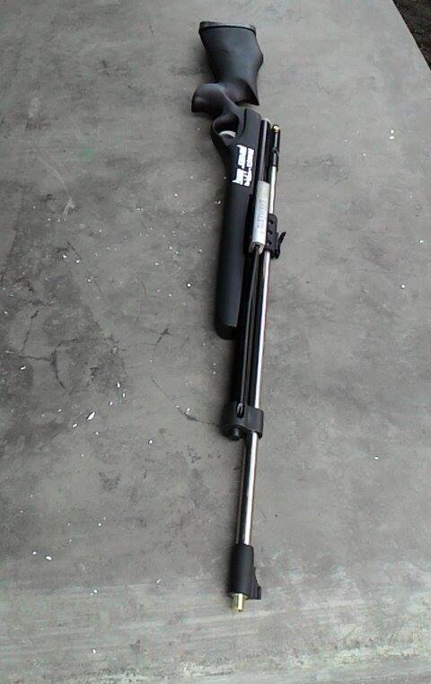Senapan Bramasta Sniper Power Long