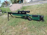 Senapan angin Sharp River AWP