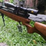 senapan angin pcp air arms od 38